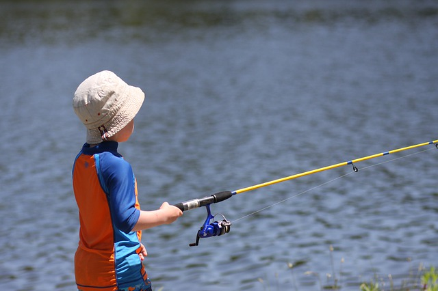 God's Great Outdoor Adventures – Time to Take a Kid Fishing