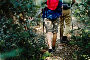 How Long Should A Hiking Staff Be? (We Find Out)