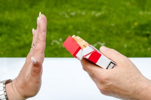 KCTCS Colleges, System Office Prepare to Go Tobacco Free
