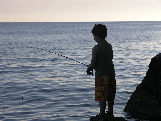 'Take a Kid Fishing' Event is Saturday at City Park