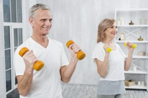 Older Adults Can Overcome Gym Intimidation