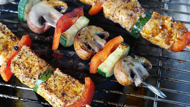 Grilling Foods to be Safe and Healthy