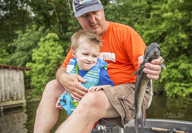 Outdoors with Big Country – Take a Kid Fishing Event was a Great Historical Day