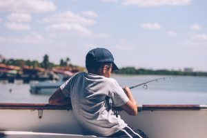 Mike Kirby's 5th Annual 'Fishing with Kids' at Lake Malone