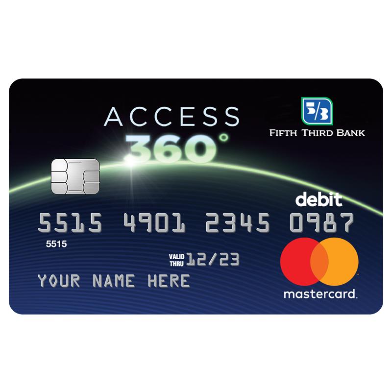Fifth Third's Access 360° Prepaid Debit Card