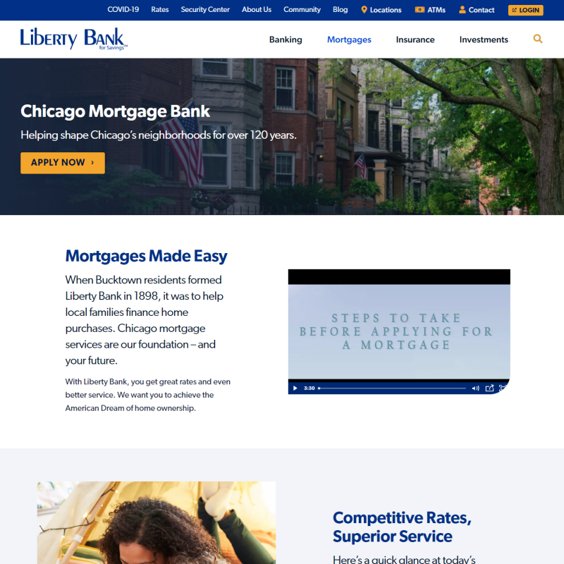 Liberty Bank for Savings (Illinois)