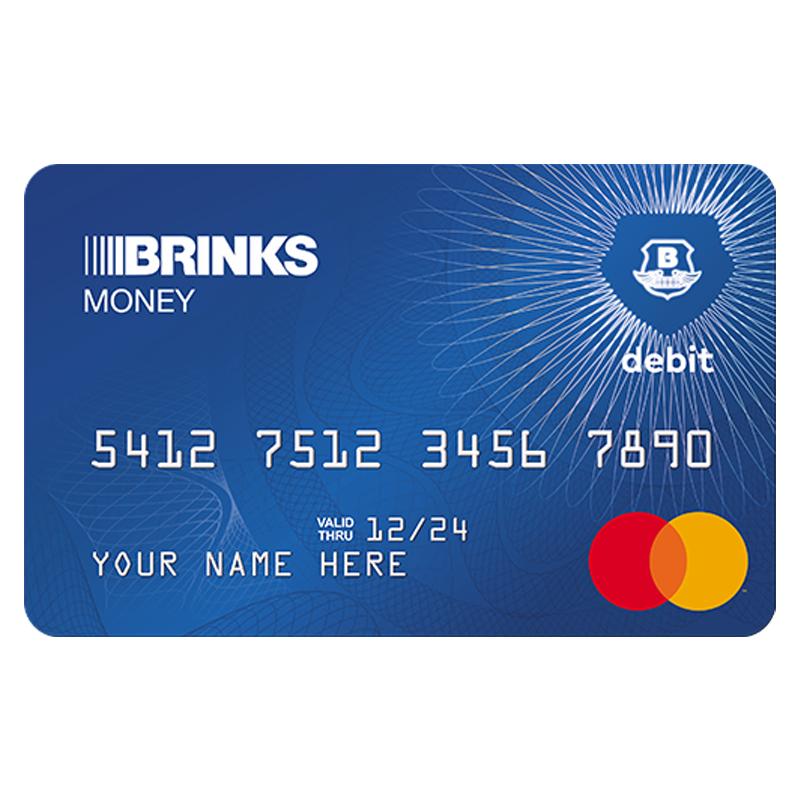 Brinks Prepaid MasterCard