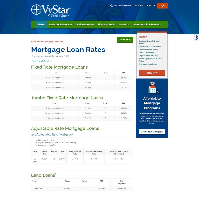 VyStar Credit Union (Florida)