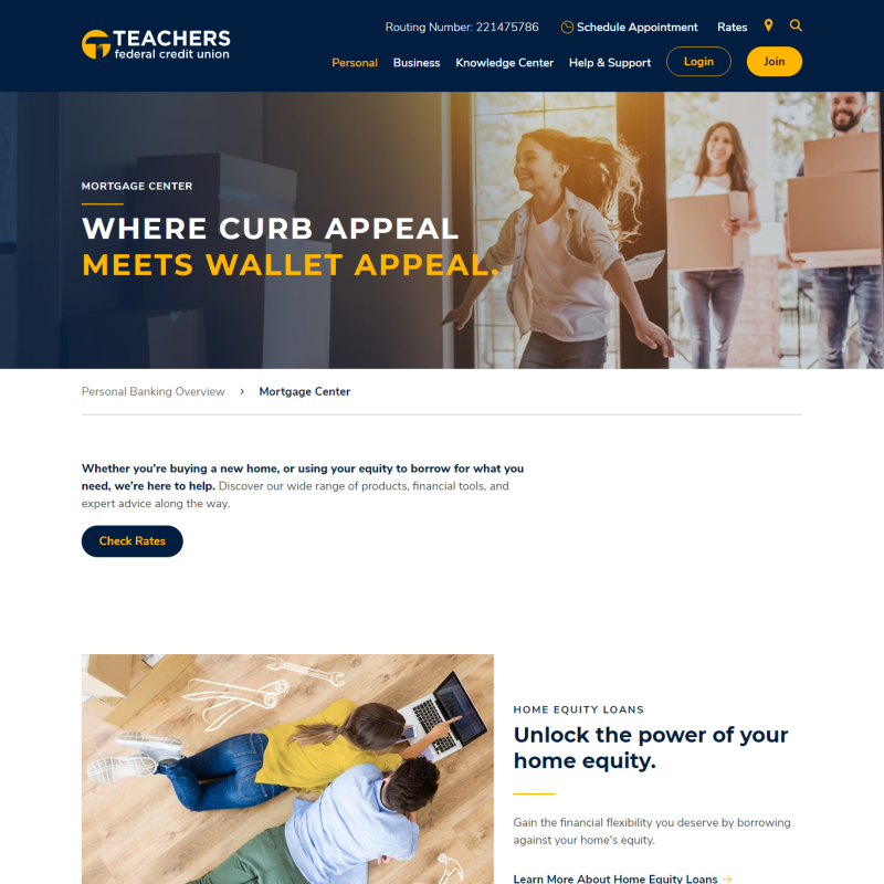 Teachers Federal Credit Union (New York)