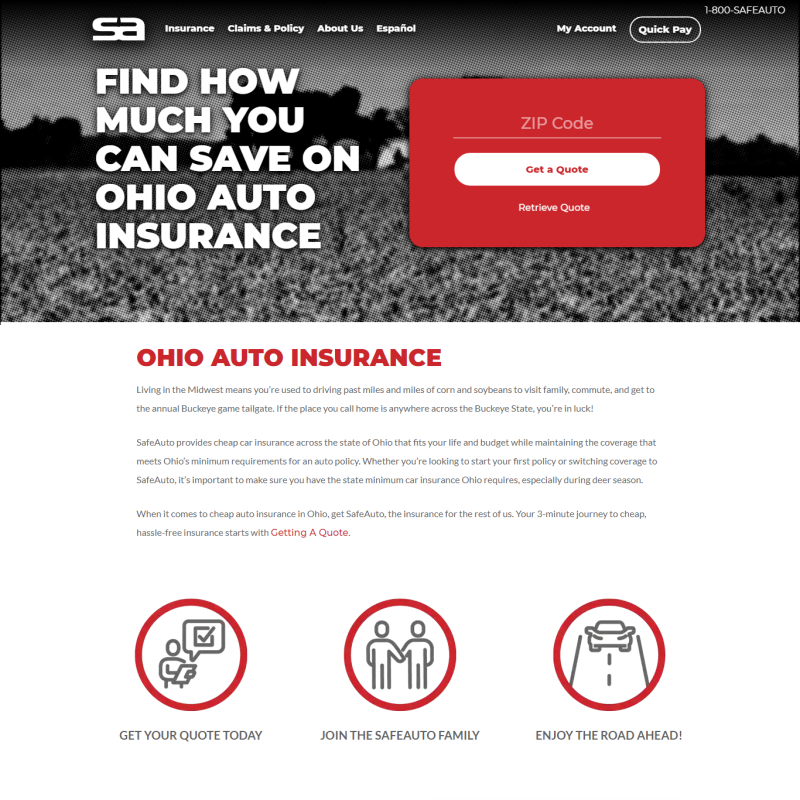 10 Best Places to Get Cheap Car Insurance in Ohio - Surfky.com
